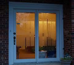 glass doors patio frosted glass door