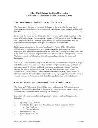 Office Assistant Job Description For Resume Administrative assistant Job Description Resume Bunch Ideas Of 84