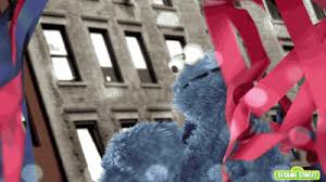 cookie monster dancing gif. Interesting Monster Cookie Monster Dancing GIF With Gif C