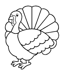 Small Picture Coloring Page Turkey Turkey Coloring Page Tryonshorts Drawing 5243