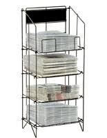 Metal Display Racks And Stands Wire Stands Metal Display Racks for Literature Retail Goods 43