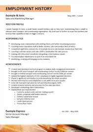 Truck Driver Resume Template Australia Resume Resume Examples