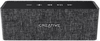Беспроводная <b>колонка Creative Nuno, Black</b> (51MF8270AA000 ...