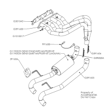 Exhaust g3 drawing