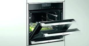 oven with sliding door oven with slide and hide door unbelievable sliding gas double wall in oven with sliding door