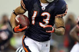 Wide Receiver Johnny Knox Is New Weapon In Bears Artillery