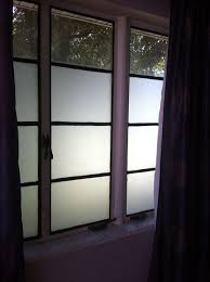 Hello there, this is my first Instructable and I thought I'd share the  method I used to create privacy windows in my home. It's a combination of  two methods ...