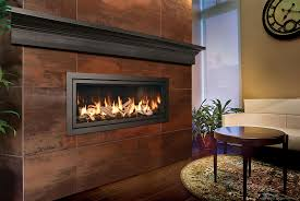 give timeless classics a fresh take with this inviting fullview décor linear fireplace