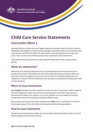 Child Care Receipt 7 Child Care Receipt Templates Pdf Free Premium Templates