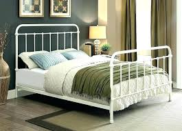 antique metal bed brown frames iron beds queen frame metal beds