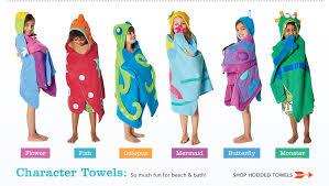 kids hooded beach towels. Towel For Kids. Plain In Kids Hooded Beach Towels