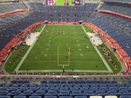 Empower Field At Mile High Stadium Section 522 Home Of