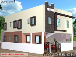 best residential design in 1350 square