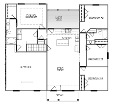 ranch house plans with basement. Basement Floor Plans Best Living Room Innovative Simple. View Larger Ranch House With T