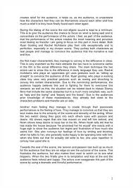 example of a descriptive essay a thesis essay aids hiv chronological order of an essay slideplayer this personal narrative example is provided by time for kids