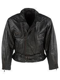 used mens leather motorcycle jackets