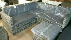 quality garden furniture a brand new slight seconds mixed grey very good quality rattan garden furniture