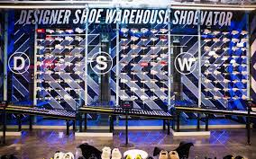 Vending Machine Warehouse Awesome DSW's Las Vegas Store Has A Shoe Vending Machine Other Wild
