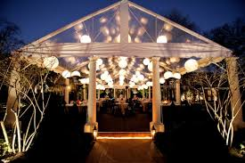 outdoor wedding lighting decoration ideas. Outdoor Wedding Lights Decorations With Trnsparent Tent And Chinese Lanterns Also Round Tables Lighting Decoration Ideas H