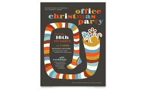 Printable Christmas Flyers Microsoft Office Christmas Flyer Templates Graficasxerga Com