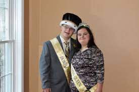 Small Picture North Allegheny students embrace homecoming queen king