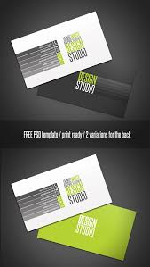 Namecard Format 40 Best Free Business Card Templates In Psd File Format