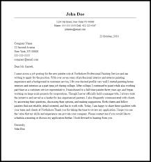 Professional Letter Job Application Lezincdc Com