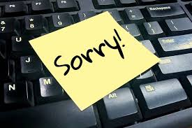 The Last Time We Said 'I'm Sorry' MEL Magazine Magnificent Sorry