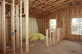 framing for the half wall half wall bedroom