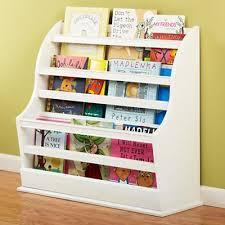 Kids' Kids White Floor Book Bin - Land of Nod