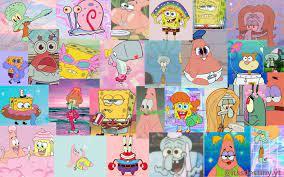 cute spongebob computer wallpaper ...