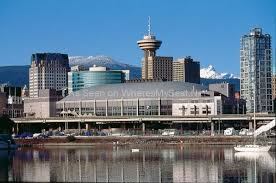 Rogers Arena Vancouver Bc Vancouver Vancouver Canucks