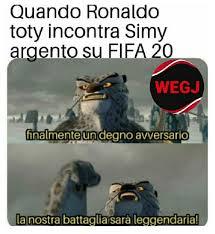 Added by @wegj_48 Instagram post (meme creato da cotoletta di cavallo)  Secondo me vince Simy #meme #kunfupanda #memeita #fifa20 #memes #simy  #ronaldo #calcio - Picuki.com
