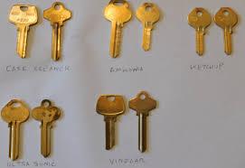 Removing Tarnish From Old Keys Locksmith Reference