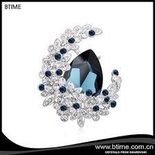 wedding invitation brooch whole crystals from swarovski jewelry fashion brooches