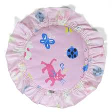 babys world rai pillow for new born pink