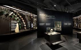 Design Museum Switzerland Archaeology Switzerland National Museum Atelier BrÜckner
