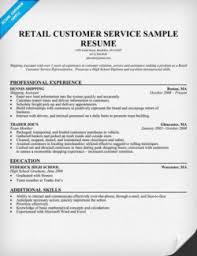 Customer Service Resume Sample Customer Service Resume Sample Resume Companion 55