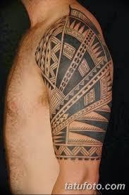 фото тату орнамент мужские 10072019 020 Tattoo Ornament For Men