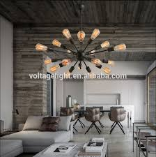 cafe lighting and living. Modern Interior Decoration Hanging Lamp Edison Bulbs Chandelier Color Wrought Iron Spider Shape Pendant Light Buy Decorative Hanging. Cafe Lighting And Living I