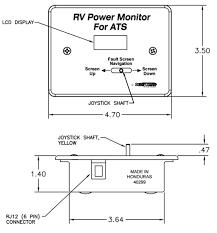 surge guard 40299 remote power control monitor