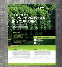 Lawn Care Brochure Free Lawn Care Brochure Templates Lawn Care Flyers 28 Free Psd Ai