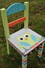 Image Whimsical Small Childrens Chair Chair Childrens Furniture Timeout Chair Childs Chair Owl Foter 773 Best Furniture Images In 2019 Refurbished Furniture Painted