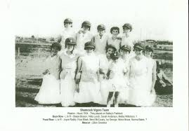 Shamrock Vigoro Team, 1934   Living Histories