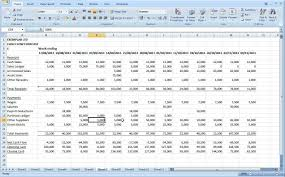 Preparing a Cash Flow Forecast - Part 2 - YouTube