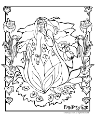 Small Picture Fairy Coloring Pages Woo Jr Kids Activities