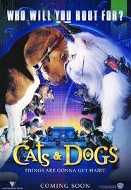 cats and dogs movie poster. Wonderful And Cats U0026 Dogs Intended And Movie Poster