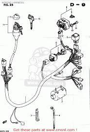 wiring diagram of suzuki bolan wiring wiring diagrams suzuki lt250ef 1985 f wiring harness schematic partsfiche