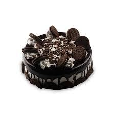 happy birthday chocolate oreo cake