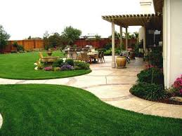 Sloped Backyard Ideas On A Budget Cheap Landscaping Patio Designs
